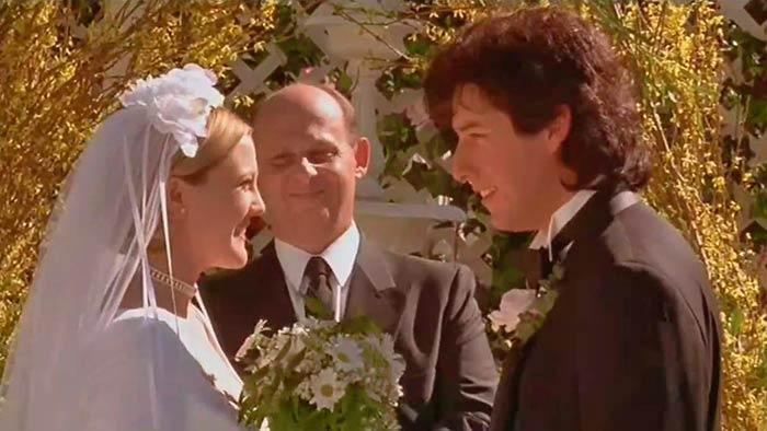 Певец на свадьбе. Свадьба