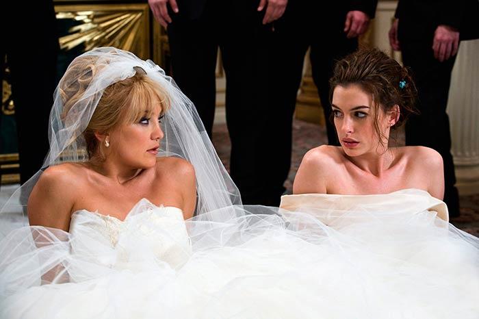 Война невест. Оливия и Эмма