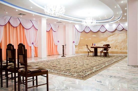 Зеленоградский ЗАГС Торжественный зал