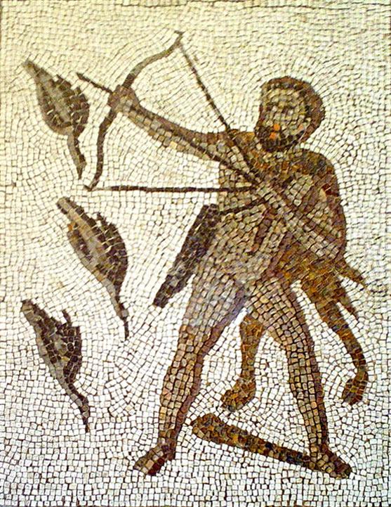 Геркулес и стимфалийские птицы