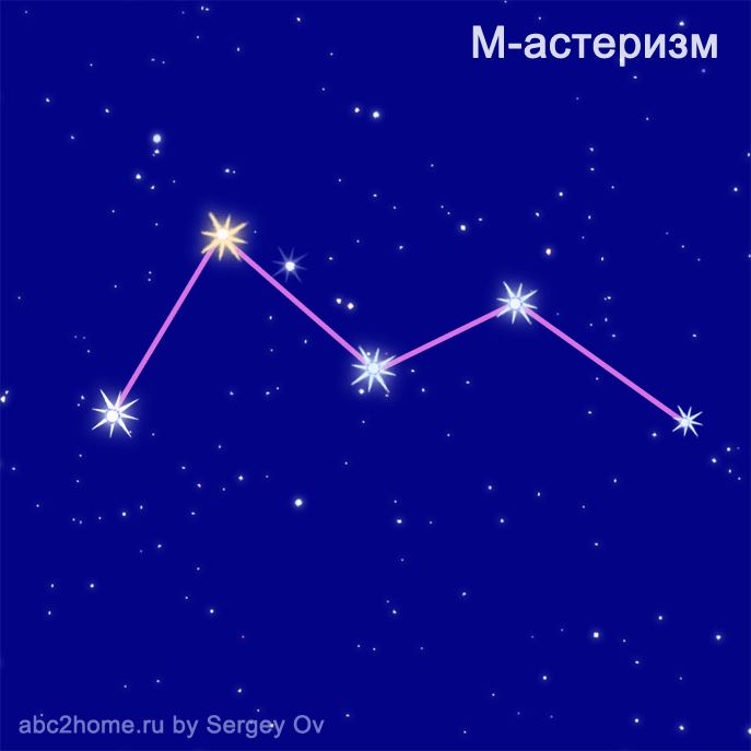 М-астеризм