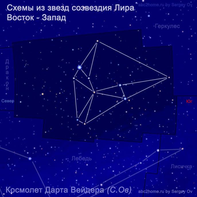 Космолет Дарта Вейдера (С.Ов)