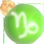 Луна в Козероге символ
