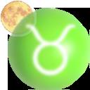 Луна в Тельце символ