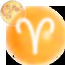 Луна в Овне. Символ