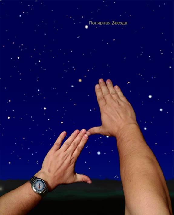 Угловой размер созвездия