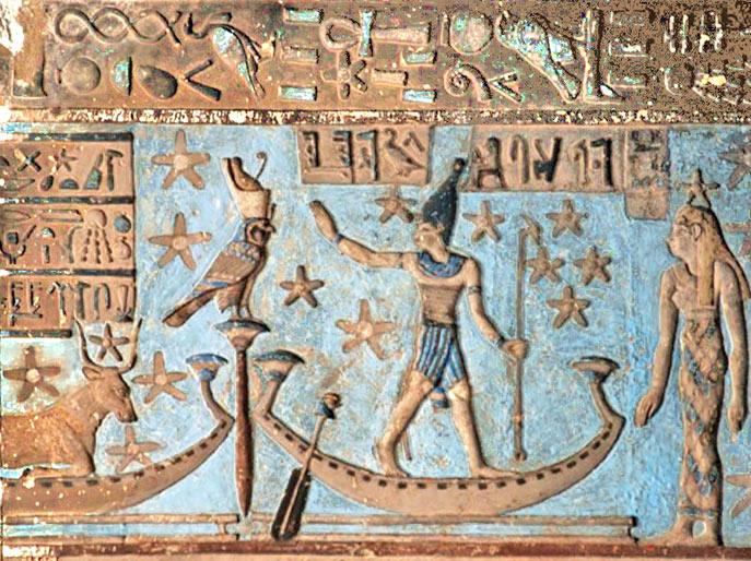 Осирис древнеегипетская версия созвездия